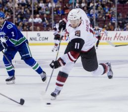 Coyotes Out to Capitalize on Three-Game Home Stand