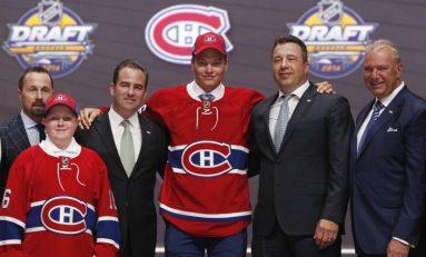 Mikhail Sergachev Discusses Draft, Next Season