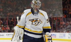 Goaltending a Real Concern in Nashville