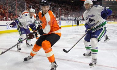 Philadelphia Flyers Loss of Couturier Might Alter Season