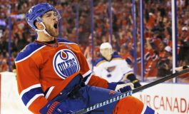 Taylor Hall Discusses His Trade Out of Edmonton
