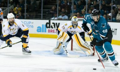Attrition Missing From San Jose Sharks Playoff Run