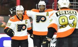 Broad Street Bulletin: Flyers' First Five Games