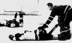 50 Years Ago in Hockey: Shack Scores Double Knockout in Leafs Win