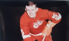 50 Years Ago in Hockey: Red-Hot Red Wings Dump Habs
