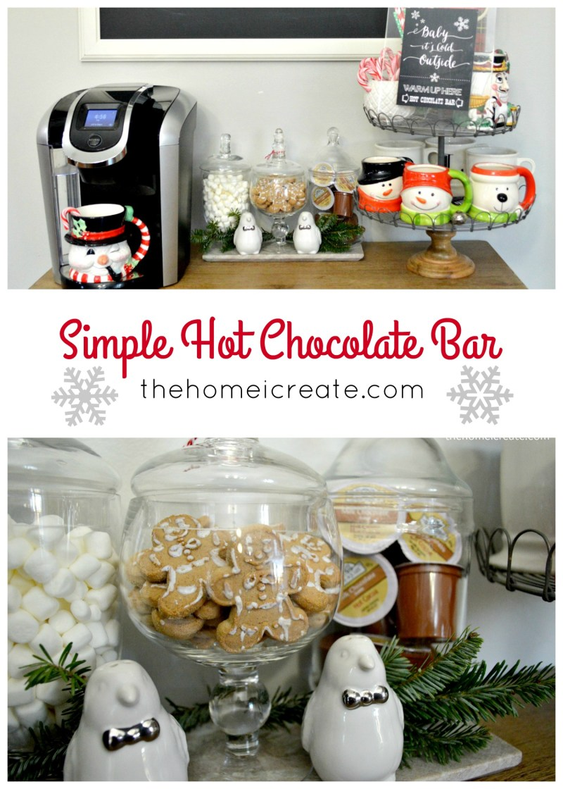 Large Of Hot Chocolate Bar