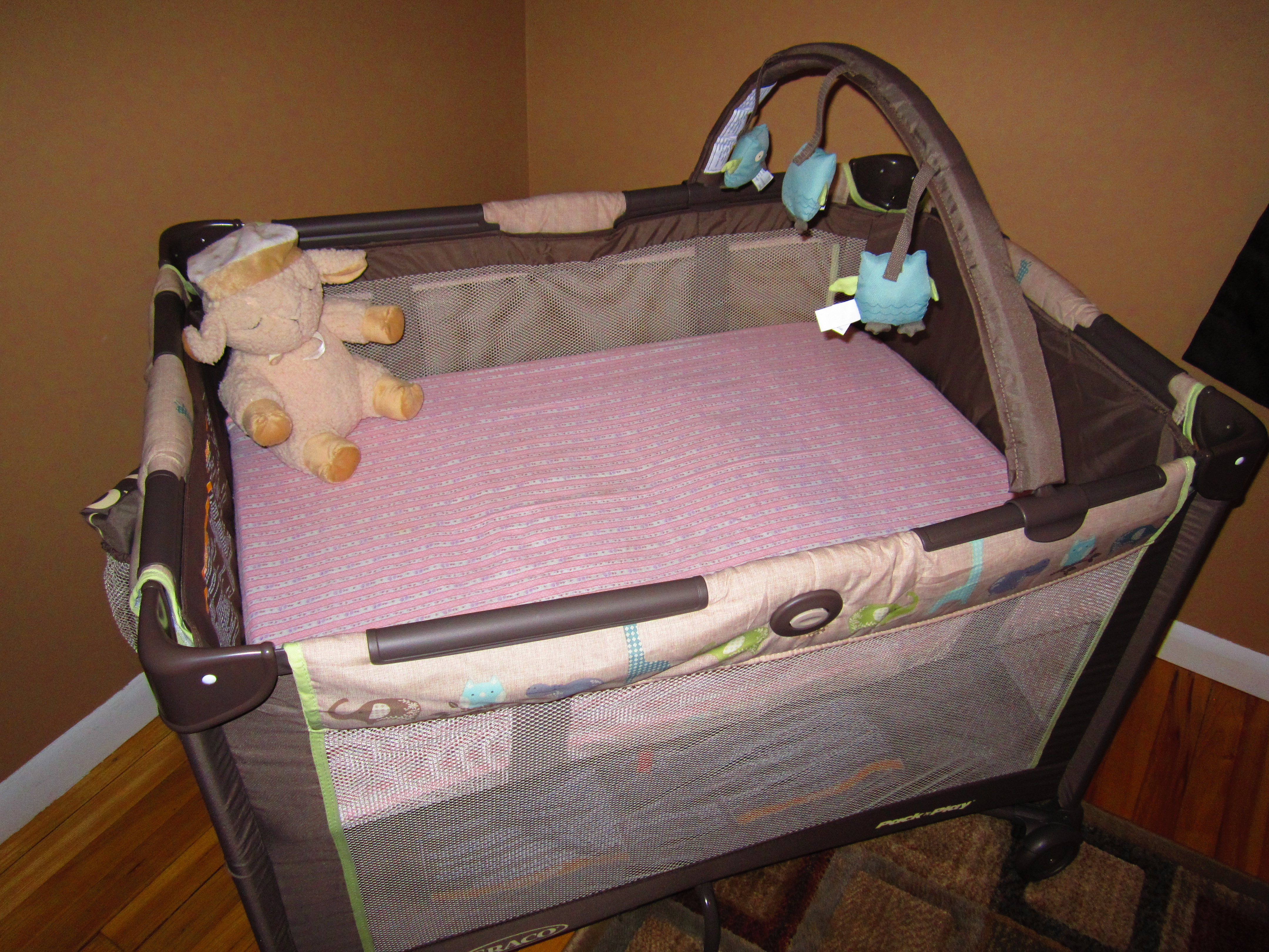 Fullsize Of Pack And Play Mattress