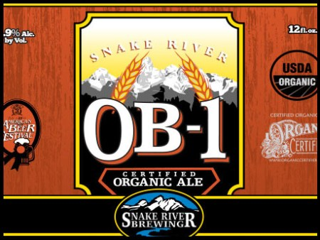 Snake River Brewing Co.'s OB-1