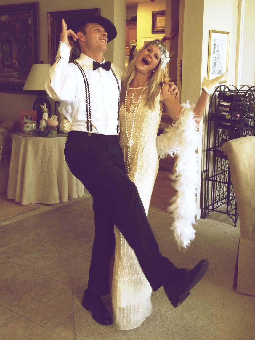 Great gatsby roaring 20 39 s party costume for How to have a great halloween party