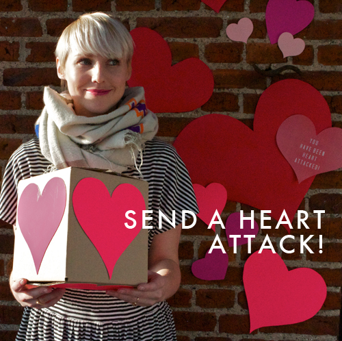 Send a Heart Attack For Valentine's Day From The House That Lars Built Blog