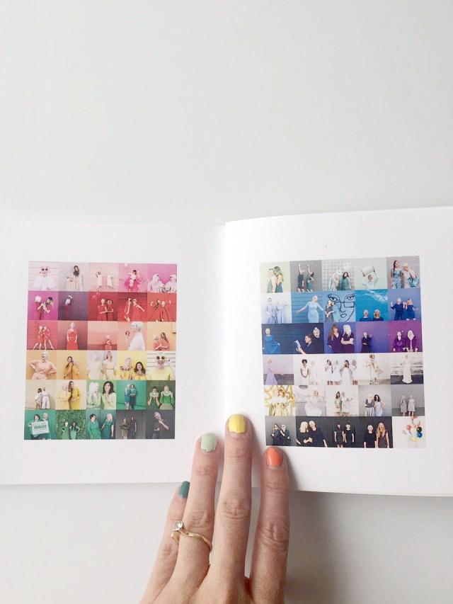 Dress the Rainbow book