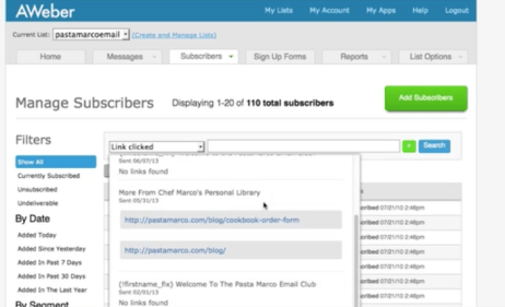 Aweber automated email marketing with high deliverability