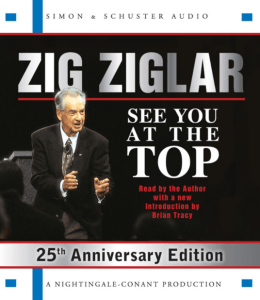 Zig Ziglar - speaks on goal setting success principles