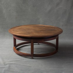 Small Of Walnut Coffee Table