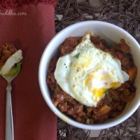 Sweet and Sour: Aussie Burger Chili