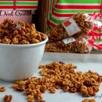 Once A Year Wonder:  Caramel Nut Crunch