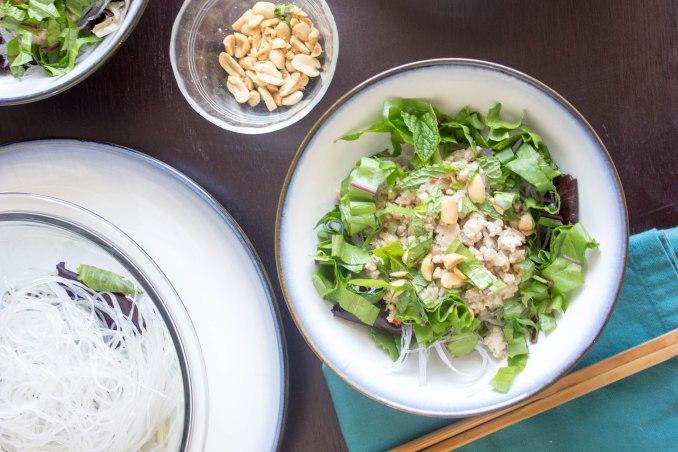 Ginger Chinese Chicken Salad
