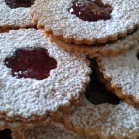 Tomato's Kryptonite: The Linzer Cookie