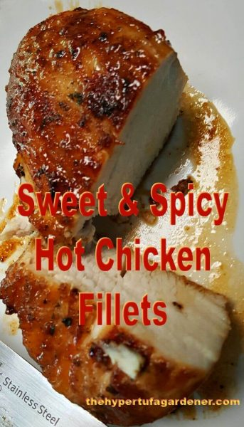 Sweet & Spicy Hot Chicken Fillets