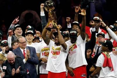 Toronto Raptors zdobyli mistrzostwo NBA 2019!