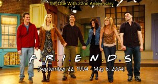 22nd Friends Anniversary Special: The One With 30 Greatest, Funniest, Unforgettable Moments