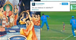 Dhoni Just Pulled The Most Amazing Run-Out & Internet Can't Stop Appreciating It