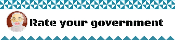 Rate your government (1)