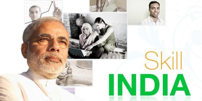 modis-skill-india