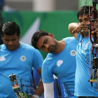 Archery at the Asian Games - Day 5 (compound finals)