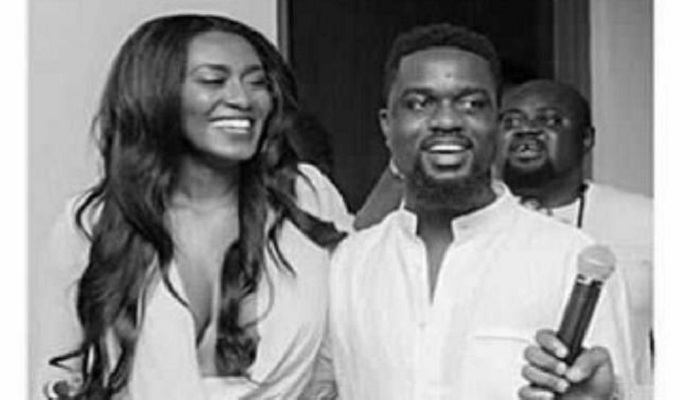 Meet pretty Sarkodie's mother In-law to be (Photos)