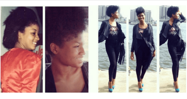 Omotola celebrates her first daughter who turned 19 with collage showing their striking resemblance (See Photos)