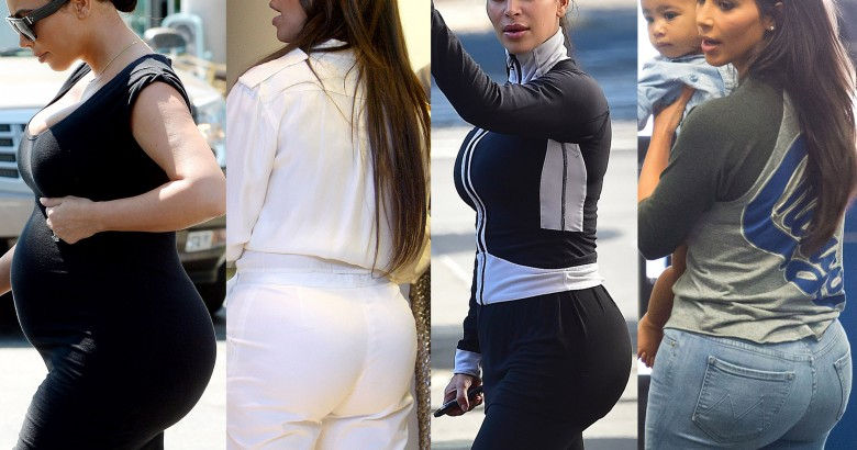 10 celebrities made famous by their hot body parts (With Pictures)