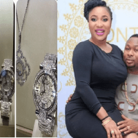 6 Times Tonto Dikeh's husband surprised her with expensive gifts (With Pictures)