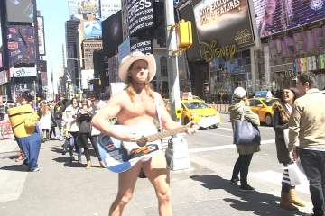 Special Zones Proposed to Regulate Times Square Performers