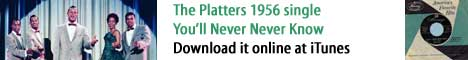 The Platters - All-Time Greatest Hits - You'll Never Never Know