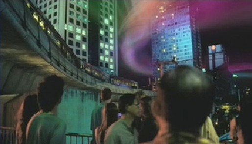 Lights in Philips City television commercial
