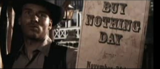 Buy Nothing Day Western