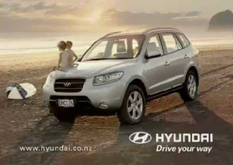 Hyundai Restless TV Ad