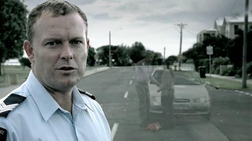 Peter Bellion in TAC Reconstruction TV ad