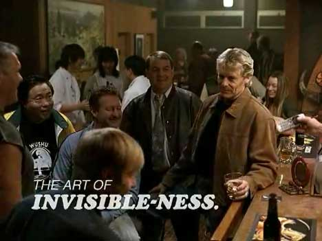 Art of Invisibleness