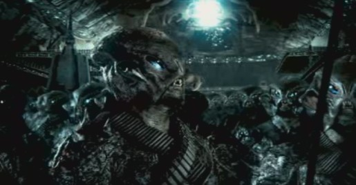 Aliens in Centraal Beheer Achmea television commercial