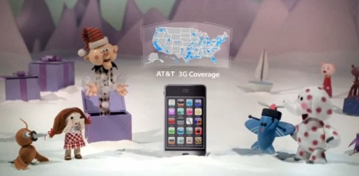 Verizon and Island of Misfit Toys with iPhone