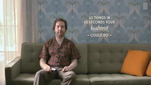 SKY TV 60 Things in 60 Seconds commercial