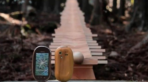 Touch Wood Xylophone