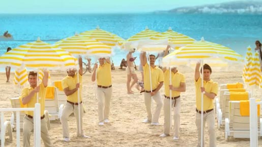 Lipton Join The Dance commercial