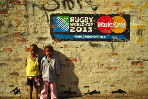 Mastercard Rugby Samoa commercial