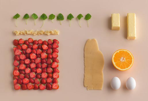 IKEA National Day Pastries Ingredients