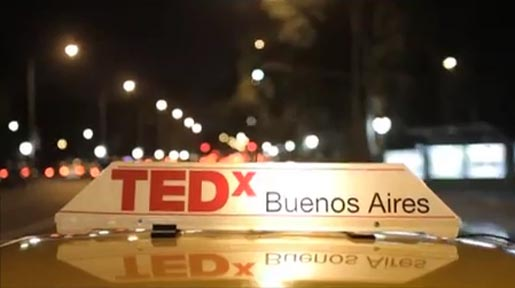 TEDX Taxi Drivers
