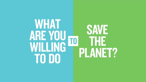 Earth Hour What Are You Willing To Do To Save The World?