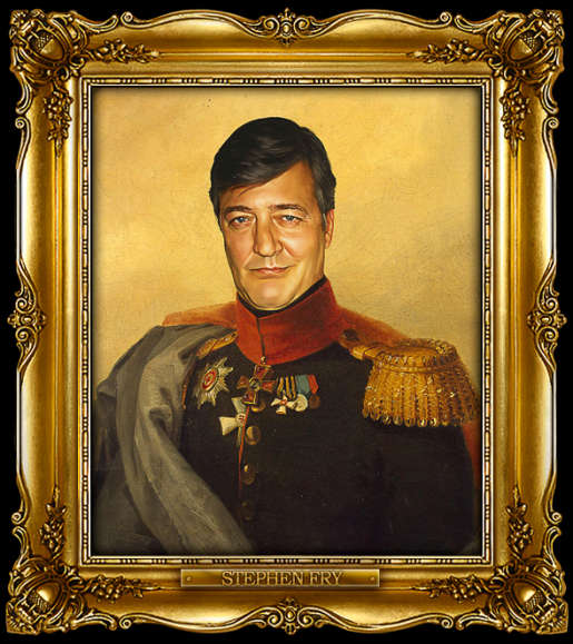 Replaceface Stephen Fry